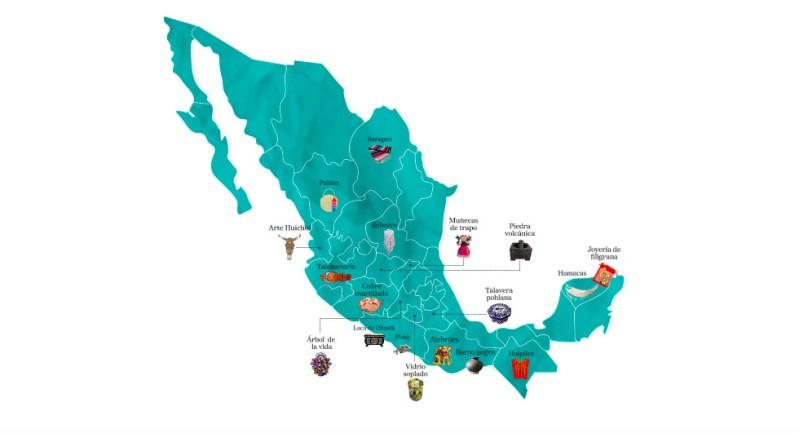 «Hecho en México»: Tienda especial de Amazon México de productos hechos a mano por artesanos de todo el país