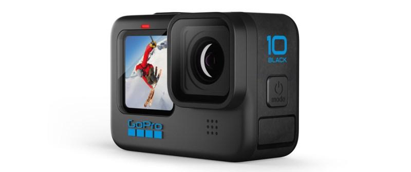 GoPro HERO 10 Black: cámara de acción con calidad de imagen y procesador de alto rendimiento - hero-10-black-gopro