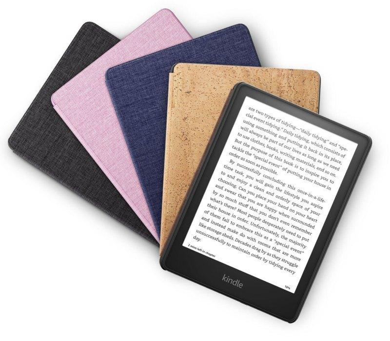 Kindle Paperwhite de nueva generación y el Kindle Paperwhite Signature Edition ¡Conoce sus características y precio! - kindle-paperwhite-fundas