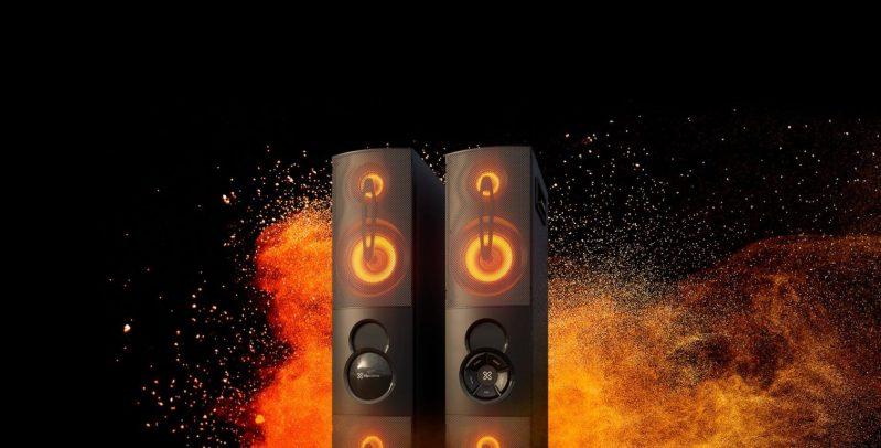 Torres de sonido DUET KFS-600 de KlipXtreme ¡conoce sus características y precio!