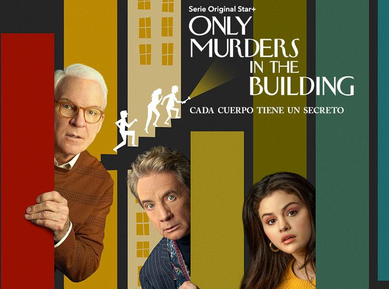 Estrenos de Octubre en Star+ 2021 - only-murders-in-the-building