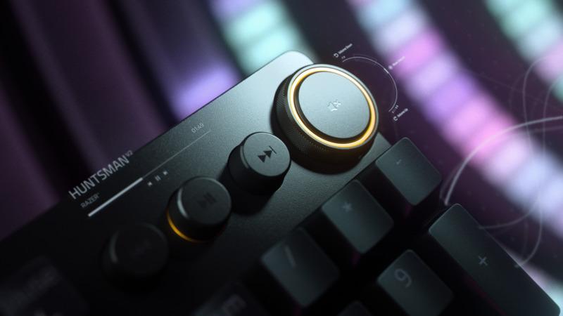 Nueva línea Razer Huntsman V2, teclados ópticos para gaming de alto rendimiento - razer-huntsman-v2-teclados-opticos-para-gaming-3