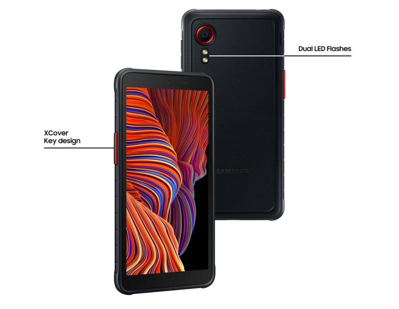 Galaxy XCover 5, un dispositivo resistente y diseñado para trabajos exigentes - samsung-mexico-galaxy-xcover-5-designx-cover-1280x990