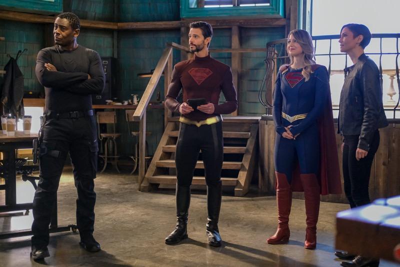 Warner Channel presenta la sexta y última temporada de Supergirl - warner-channel-sexta-temporada-de-supergirl-ep8