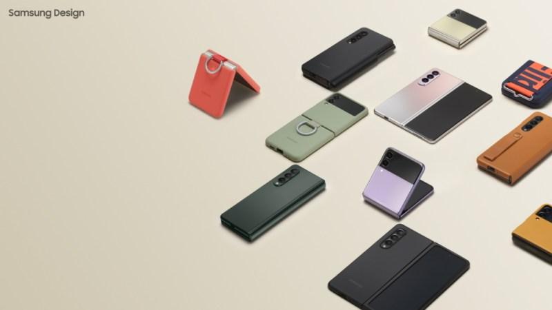 ¡Galaxy Z Fold3 se agota en la tienda online de Samsung! - z-flip3-z-fold3