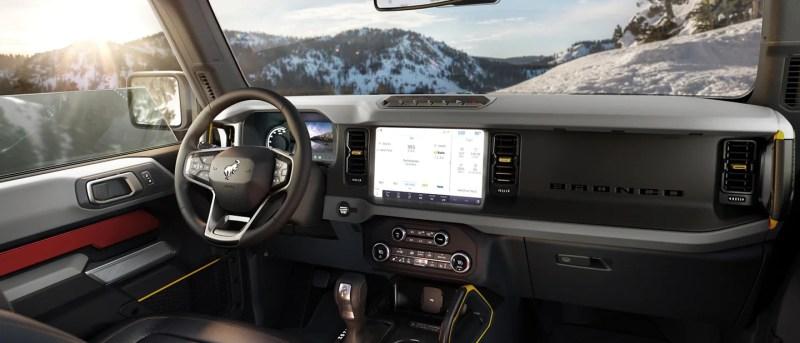 Ford Bronco: conoce un poco más sobre la persona detrás de los interiores - 21-ford-bronco-1280x549