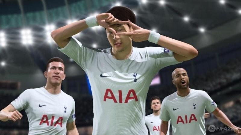 EA SPORTS celebra los 22 días desde que se lanzó FIFA 22