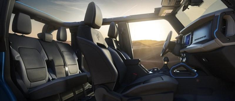 Ford Bronco: conoce un poco más sobre la persona detrás de los interiores - ford-bronco-2021-1-1280x549