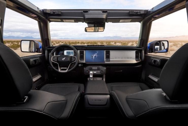 Ford Bronco: conoce un poco más sobre la persona detrás de los interiores