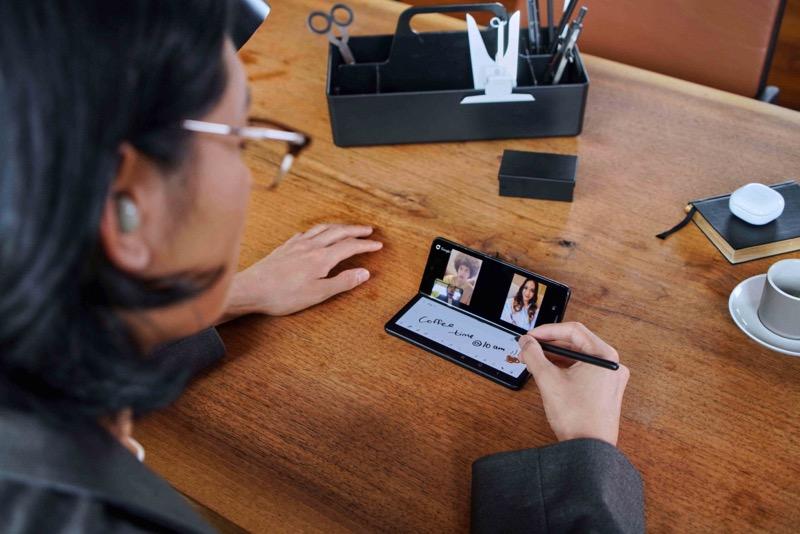 Galaxy Z Fold3 llega en exclusiva con AT&T México - galaxyzfold3-5g
