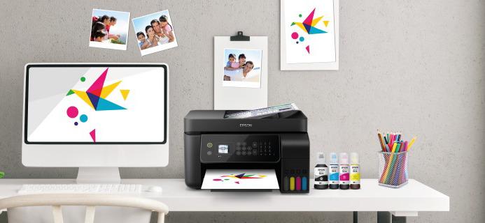 Nueva familia de impresoras EcoTank de Epson ¡Estas son sus características!