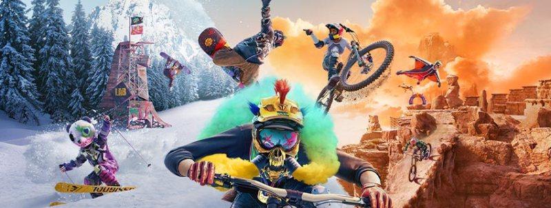 Ubisoft anuncia semana gratuita de prueba por tiempo limitado de Riders Republic