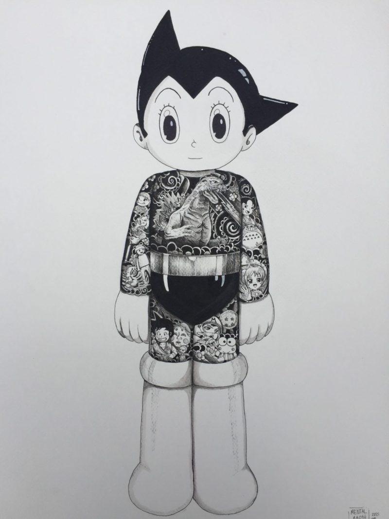 «Wasabi», la primera subasta en línea de arte contemporáneo japonés en México