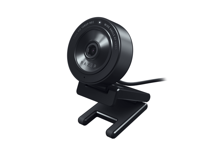 Línea de streaming Razer: webcam Kiyo X y tarjeta capturadora Ripsaw X - webcams-kiyo-x-2021