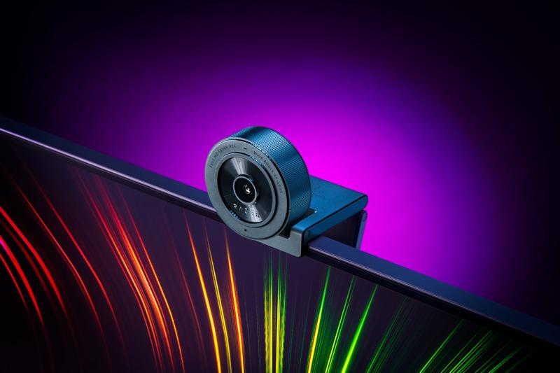 Línea de streaming Razer: webcam Kiyo X y tarjeta capturadora Ripsaw X - webcams-kiyo-x-streaming