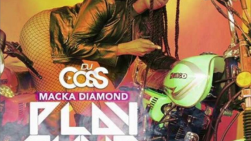 DJ COSS FEAT MACKA DIAMOND - PLAY TUNE 20