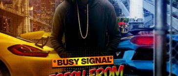 BUSY SIGNAL - FRESH FROM YAAD (EP) 15