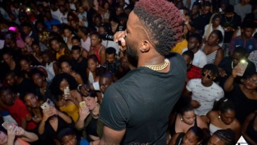 RETOUR SUR LE SHOWCASE DE KONSHENS A L'EMPIRE CLUB 16