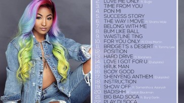 SHENSEEA OFFICIAL MIXTAPE VOLUME 2 25