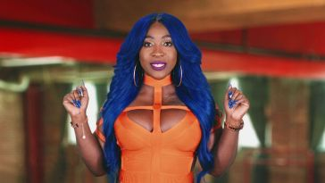 SPICE ESTIME QU'ELLE DOIT BEAUCOUP À LOVE AND HIP HOP 4
