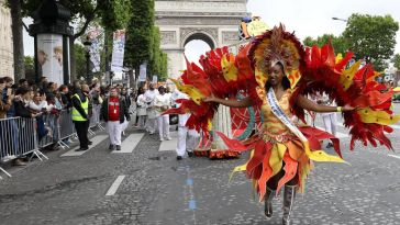 LE CARNAVAL TROPICAL DE PARIS 2019 EN DIRECT 14