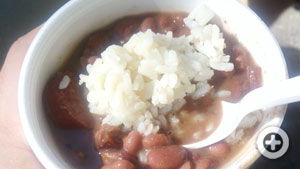 Fall for Greenville, Ford's Red Beans and Rice
