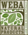 WEBA Natural Products logo