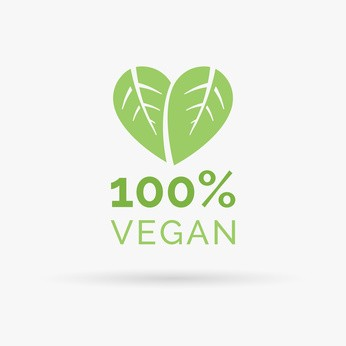 100% vegan products