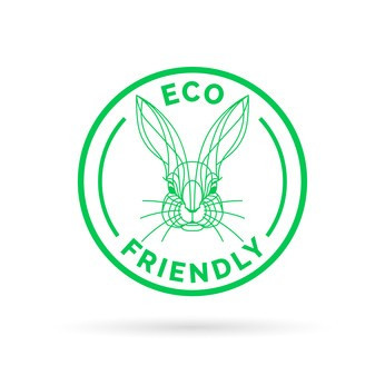 Eco-friendly products badge