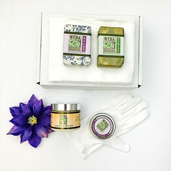 WEBA Natural Products Spa Box Small