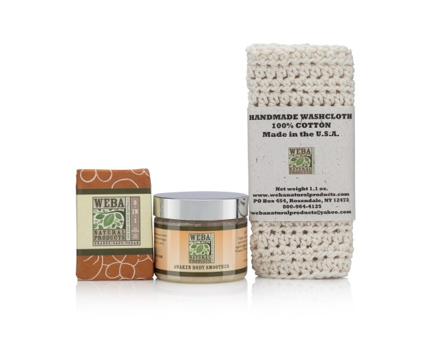 WEBA Natural Products Citrus Collection Gift Box