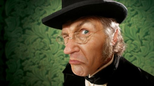 Wright State Newsroom – DDN story: Becoming Scrooge — what does it take to  play Dickens' iconic miser? « Wright State University