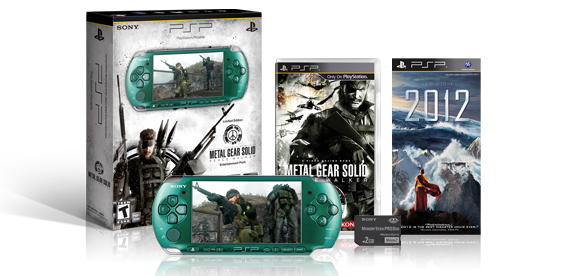 Metal Gear Solid PSP® Entertainment Pack