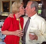 Joyce & Bill in love