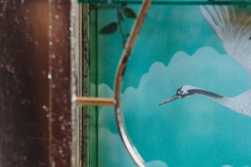 Florence, découpage focus on crane