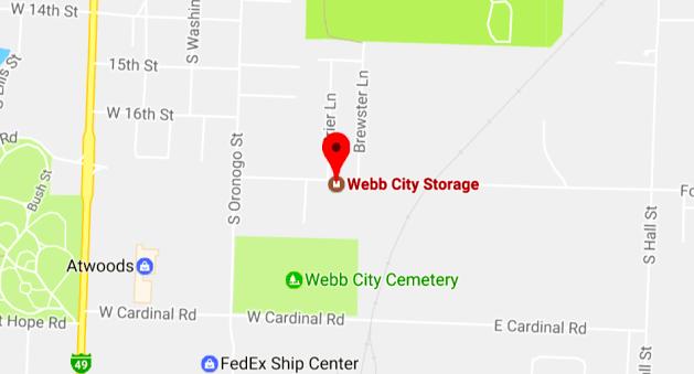 Webb City Storage   Webb City MO