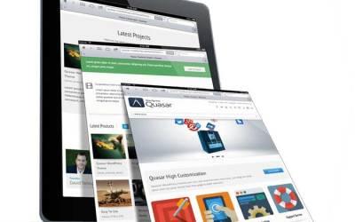Minimalistisk webbdesign är framtiden