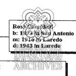 Ancestry Scan of Campbell, Ramon, and Zuniga