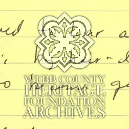 Scan of documents of Canseco Gloria