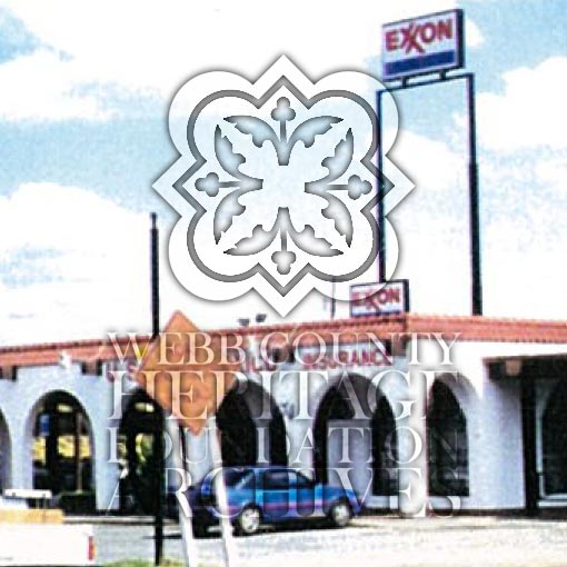 Picture of business in Laredo, Texas.