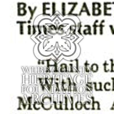 Obituary of McCulloch, Austin Sue