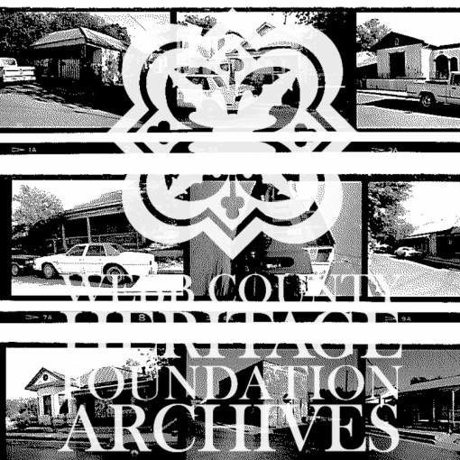 Street files of 200 - 400 Zaragoza, Laredo, Texas