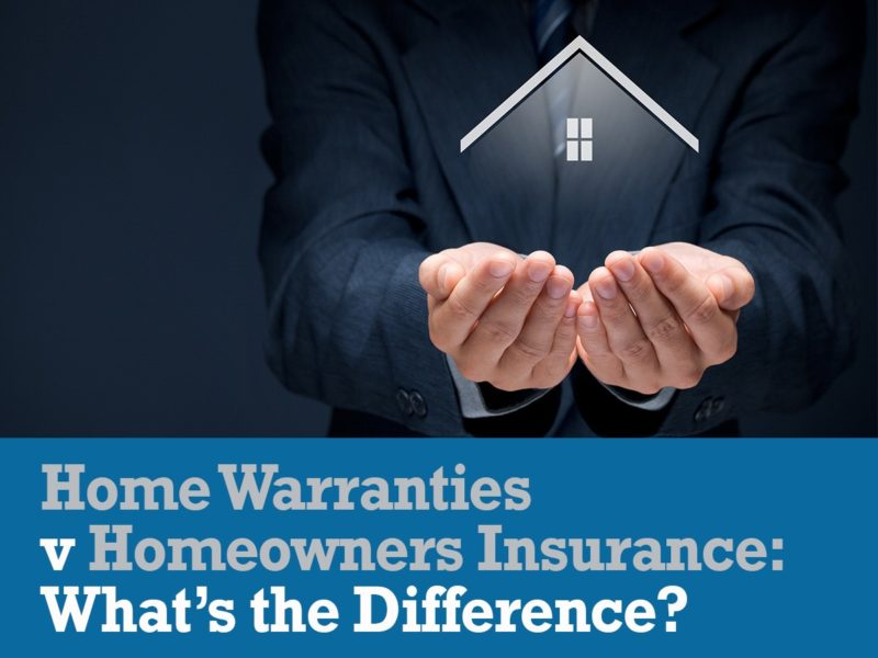 Home Warranties v Home Insurance: What the Difference?