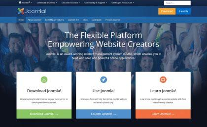 Joomla Flexible Platform Empowering Website Creators