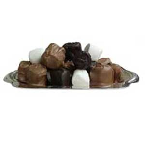 Chocolate Covered Marshmallow