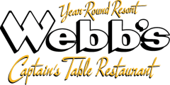 Webb's Captain's Table Restaurant
