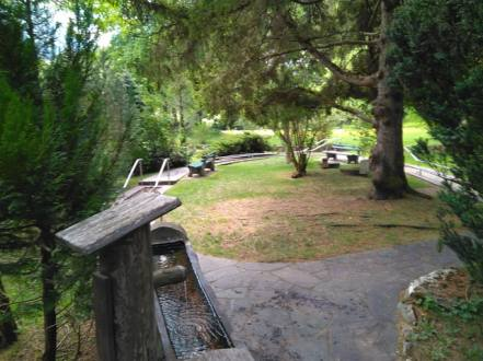 Brunnen im Krausegarten