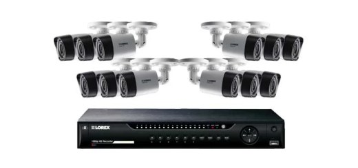16 channel 1080p DVR - NVR