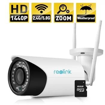 Reolink RLC-411WS 4MP dual band camera