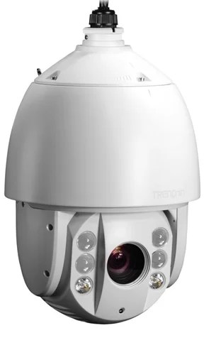 trendnet speed dome camera